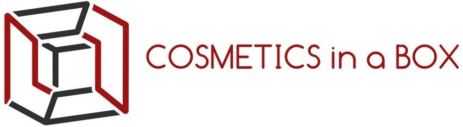 Cosmetics in a box